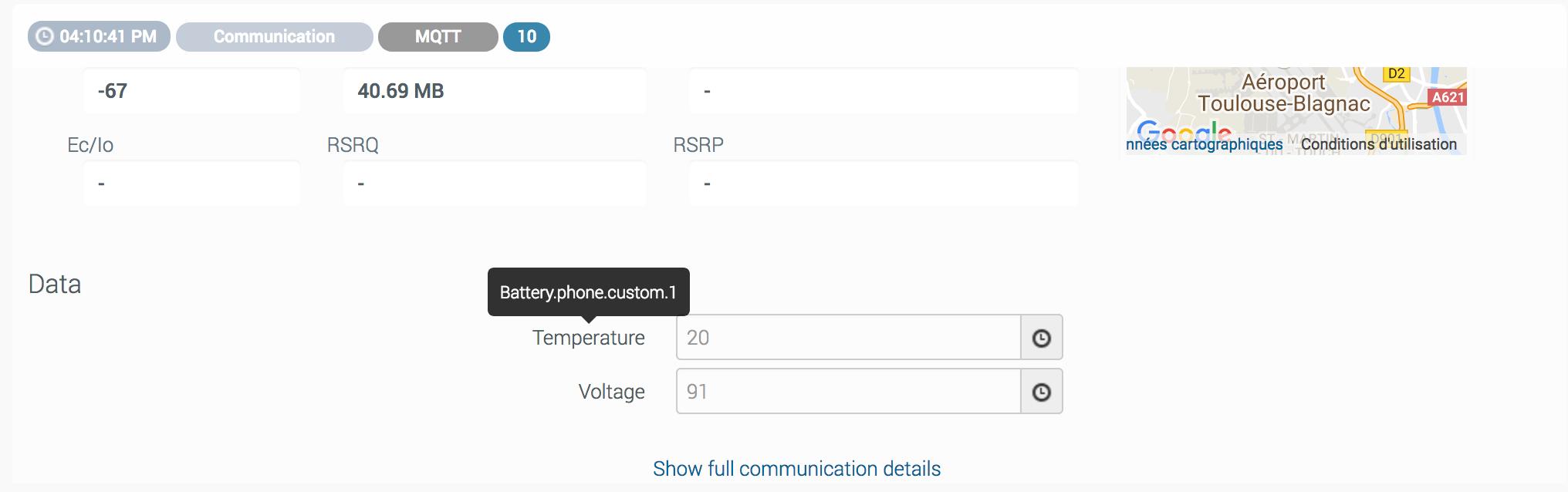 How to use the Data Push Connector - av - Sierra Wireless